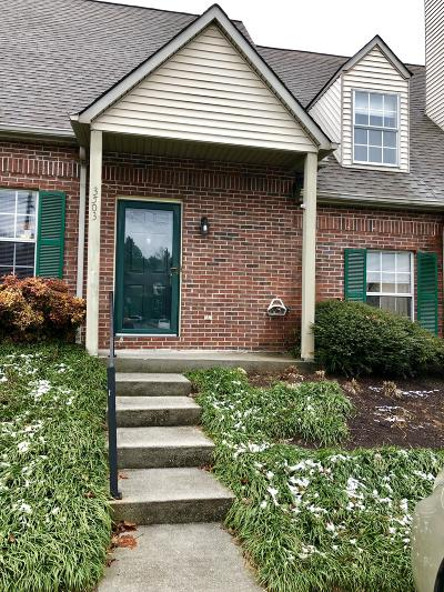 Knoxville Condo/Townhouse For Sale: 3503 Crossroads Way