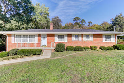 Knoxville Single Family Home For Sale: 4321 Mildred Drive