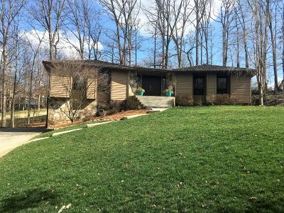 Knoxville Single Family Home For Sale: 302 Saint Andrews Drive