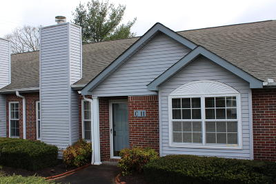 Knoxville Condo/Townhouse For Sale: 805 Cedar Lane #Apt 11c