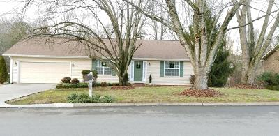 Maryville Single Family Home For Sale: 1012 Windridge Drive