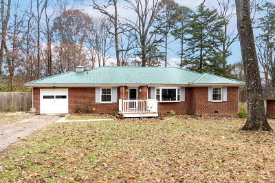 Knoxville Single Family Home For Sale: 316 Grata Rd