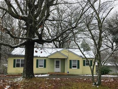 Crossville TN Single Family Home For Sale: $78,000