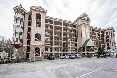 Gatlinburg Condo/Townhouse For Sale: 210 Roaring Fork Extension #505