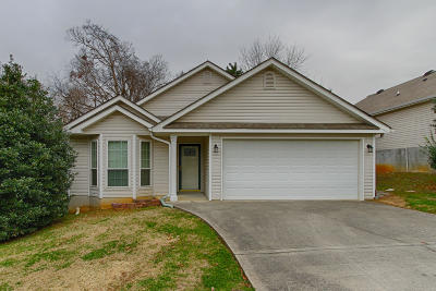 Knoxville Single Family Home For Sale: 7757 Red Bay Way