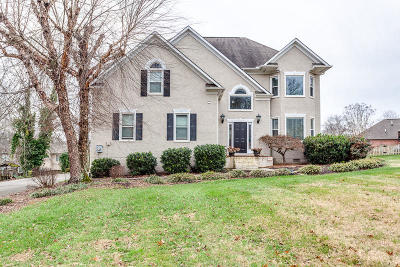 Knoxville Single Family Home For Sale: 2209 Greenwich Lane