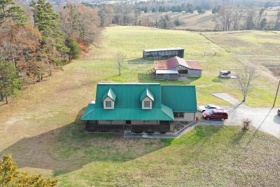 Grainger County Single Family Home For Sale: 380 Foster Rd
