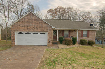 Seymour Single Family Home For Sale: 216 Tennessee Circle