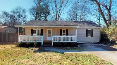 Maryville Single Family Home For Sale: 805 Burchfield St