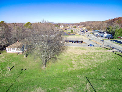 Blount County Commercial For Sale: 2117 E Broadway Ave