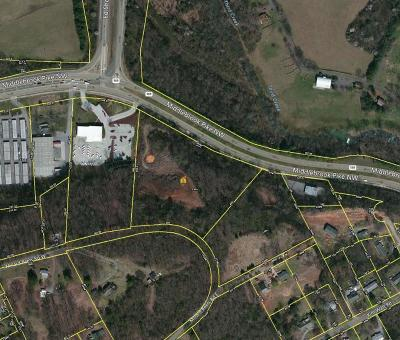 Knoxville Residential Lots & Land For Sale: 4170 Middlebrook Pike