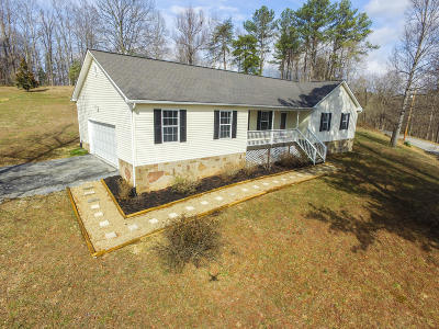 Caryville Single Family Home For Sale: 116 Lakemont Lane