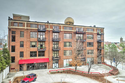 Knoxville Condo/Townhouse For Sale: 1060 Worlds Fair Park Drive #Unit 207