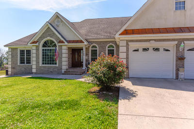 Madisonville Single Family Home For Sale: 729 Topside Dr