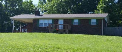 Cumberland Gap Single Family Home For Sale: 281 Cumberland Estates Rd