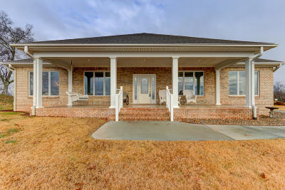Sweetwater Single Family Home For Sale: 110 Unaka View