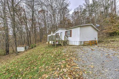Anderson County Single Family Home For Sale: 134 Tobby Hollow Lane