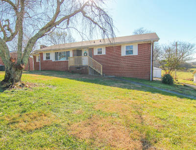 Maryville TN Single Family Home For Sale: $149,900