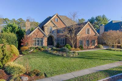 Knox County Single Family Home For Sale: 12350 Amberset Drive
