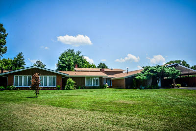 Single Family Home For Sale: 345 Woolsey Rd
