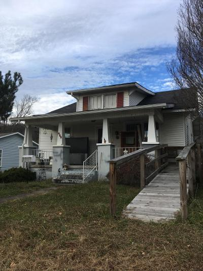 Knoxville Single Family Home For Sale: 455 Cedar Ave