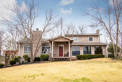 Blount County Single Family Home For Sale: 1513 Barbra Estates Drive