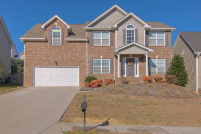 Knoxville Single Family Home For Sale: 5705 Summer Grove Lane