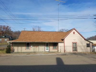 Knoxville TN Single Family Home For Sale: $49,999