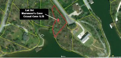 Anderson County, Blount County, Knox County, Loudon County, Roane County Residential Lots & Land For Sale: Mariners Cove