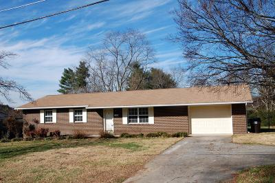 Knoxville Single Family Home For Sale: 11049 Hughlan Drive