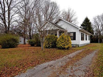 Knoxville Single Family Home For Sale: 4710 Upchurch Rd