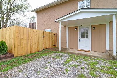 Single Family Home For Sale: 623 Clifty St