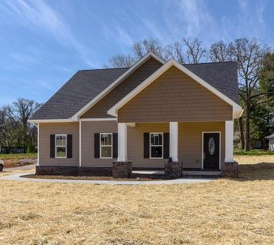 Maryville Single Family Home For Sale: 1917 Farris Rd