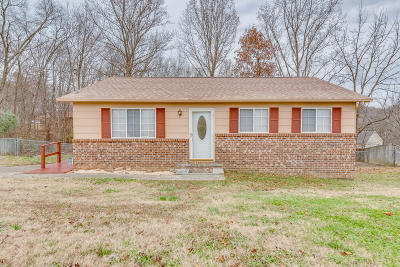 Knox County Single Family Home For Sale: 9502 Dongate Lane
