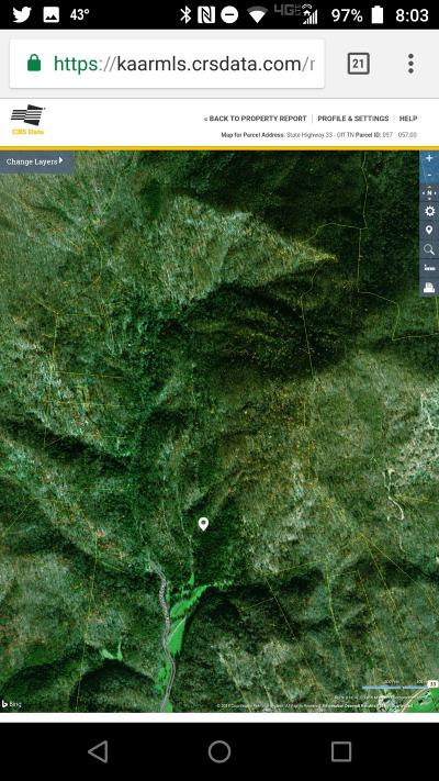Claiborne County Residential Lots & Land For Sale: Skaggs Hollow Rd