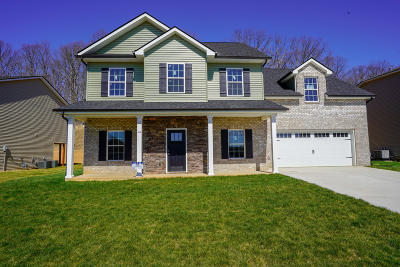 Knox County Single Family Home For Sale: 3118 Oakwood Hills Lane