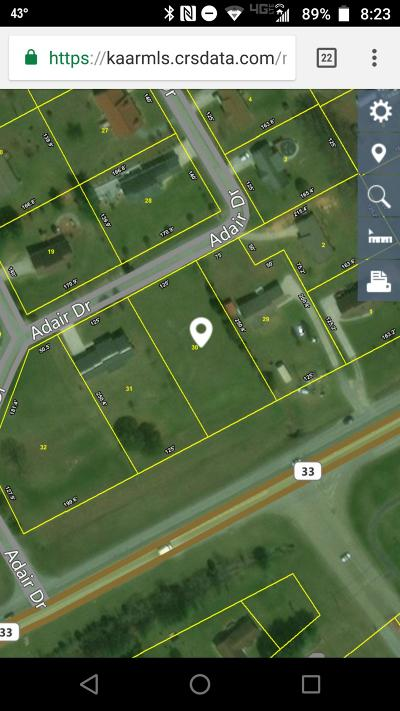 Claiborne County Residential Lots & Land For Sale: Adiar Drive