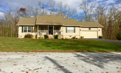 Crossville TN Single Family Home For Sale: $165,000