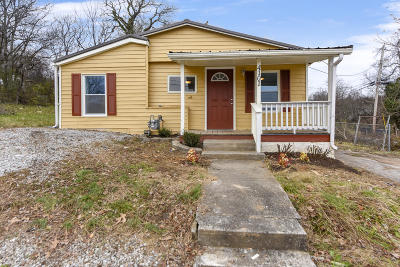 Knoxville TN Single Family Home For Sale: $105,000