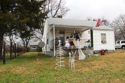 Maryville TN Single Family Home For Sale: $90,000