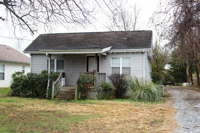 Maryville Single Family Home For Sale: 718 E Lincoln Rd