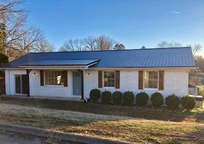 Maryville TN Single Family Home For Sale: $179,900