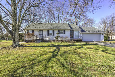 Knox County Single Family Home For Sale: 213 N Laurel Circle