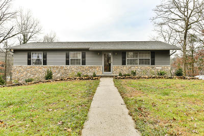 Knox County Single Family Home For Sale: 8232 Landmark Drive