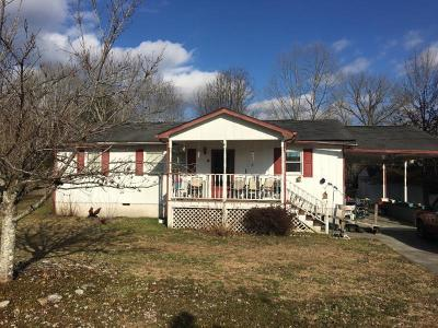 Single Family Home For Sale: 1780 Back Valley Rd