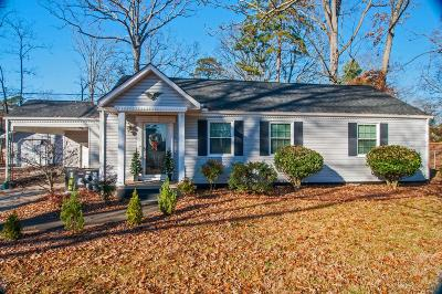 Knoxville Single Family Home For Sale: 4603 Wren Rd