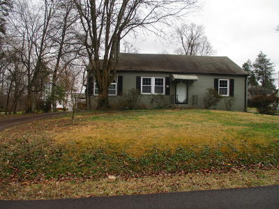Knoxville Single Family Home For Sale: 5403 NE Crestwood Rd