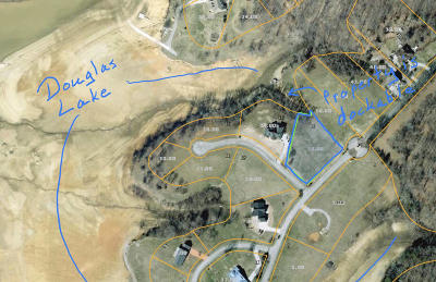 White Pine Residential Lots & Land For Sale: 3606 Ferry Crest Way