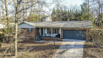 Maryville Single Family Home For Sale: 1804 E Alpine Drive