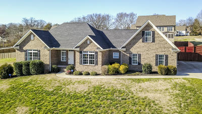 Maryville TN Single Family Home For Sale: $387,000